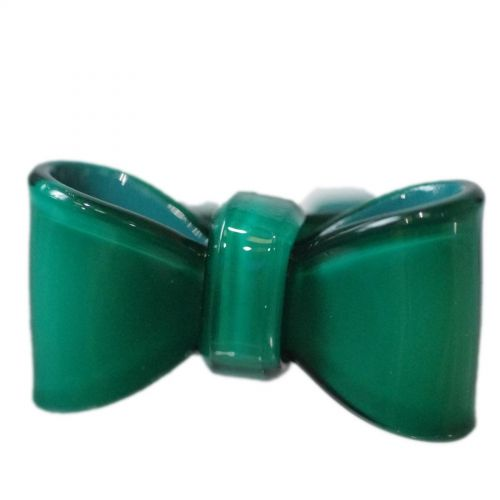 Bague acrylique Noeud Papillon AOS-4