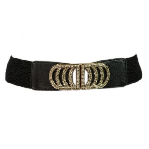 Elasticated Woman Belt, ALEXANDRINE