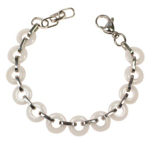 Bracelet céramique anneau 10 mm 9412