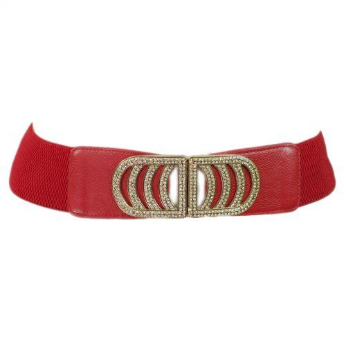 ALEXANDRINE elastic 6cm large belt