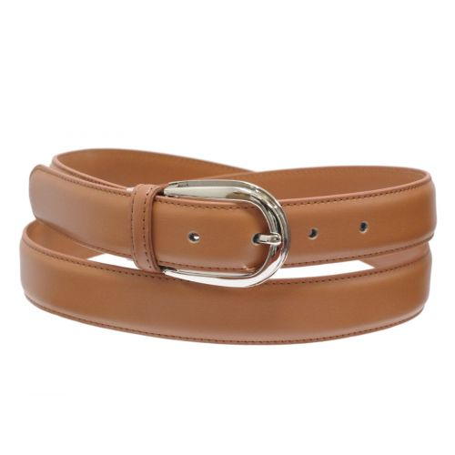 Cintura in vera pelle 3 cm ROZEEN