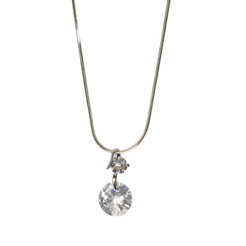Collier fantaisie cristal Charline