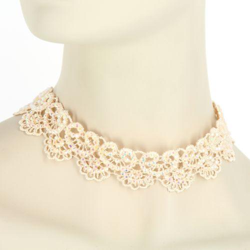 Laces necklace CAREL