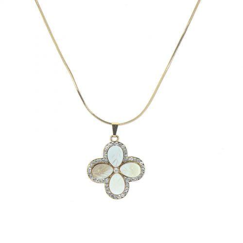 Fashion necklace crystal DANAE