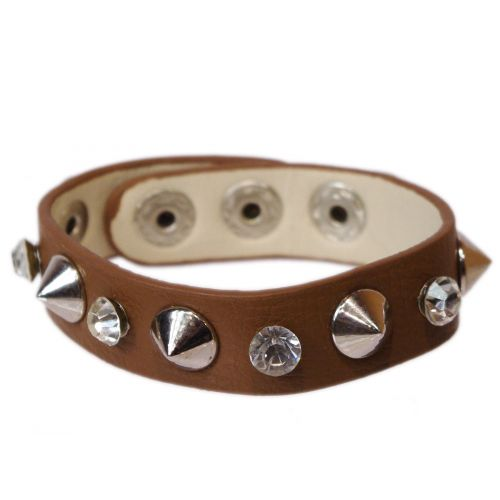 Bracelet similicuir Aurane