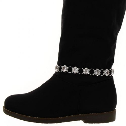 ZIA pair of boot's jewel Silver - 2129-30193