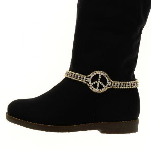 LYA pair of boot's jewel