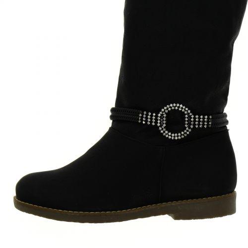 Mila pair of boot's jewel