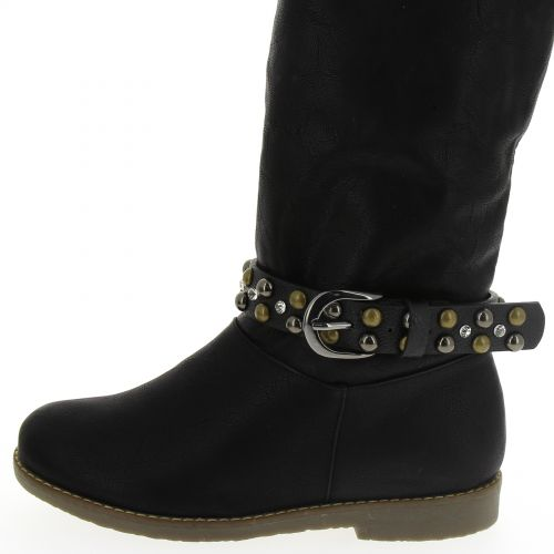 Graziella pair of boot's jewel