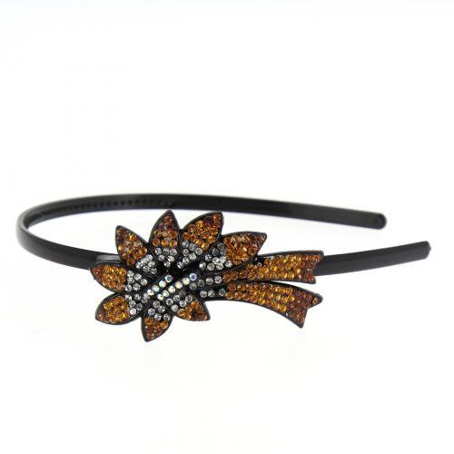 Serre-tête Papillon XL strass