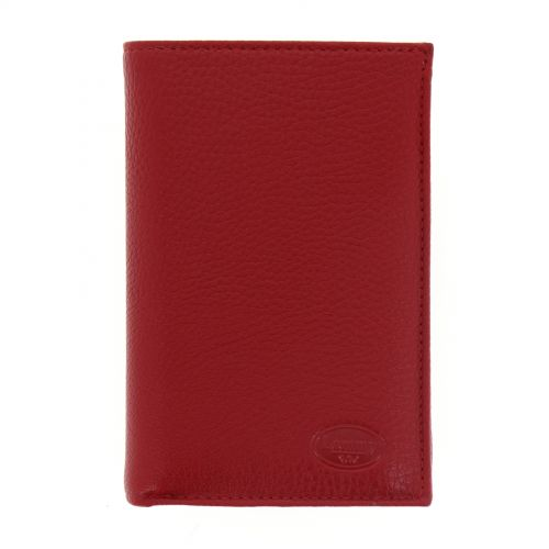 RODNEY leather wallet Red - 9906-32026