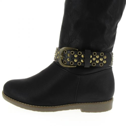 Josiane pair of boot's jewel Black (Bronze) - 9917-32245