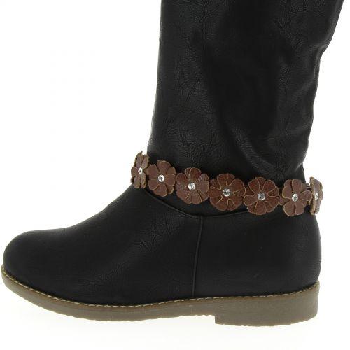 Precyllia pair of boot's jewel Brown - 5707-32261