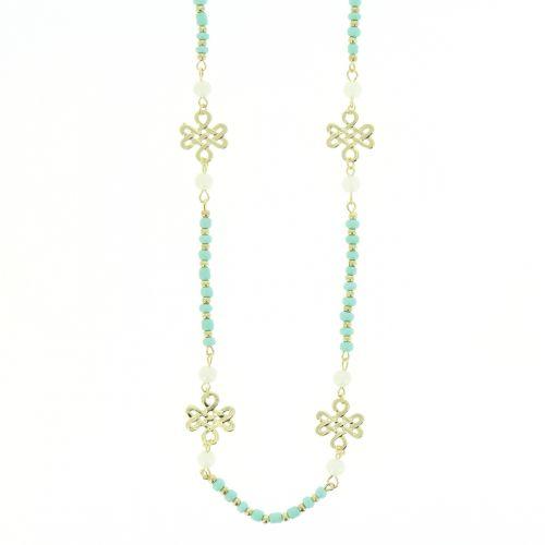 Halskette 100 cm Rock JANICE