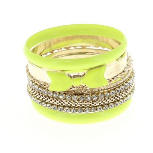 Bracelets 6 bangles