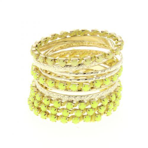 Bracelets 10 bangles