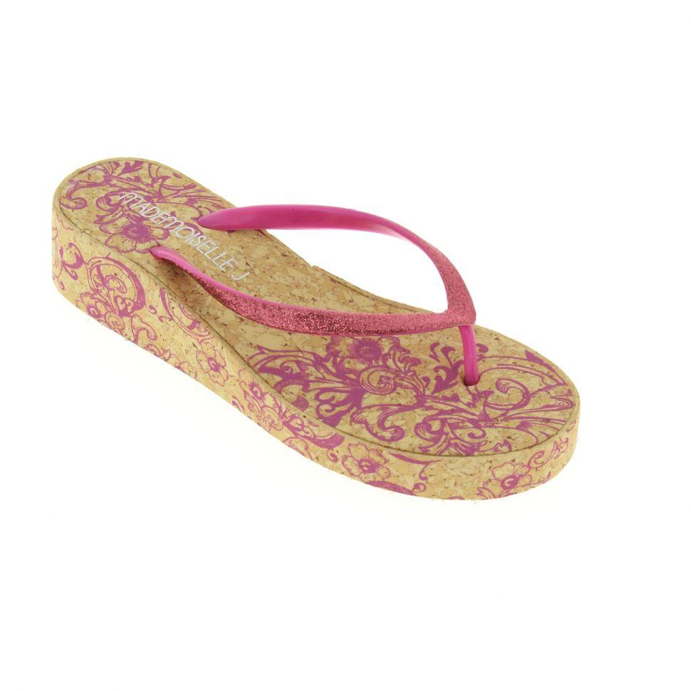 Sandales ANAIS Rose - 10028-34128