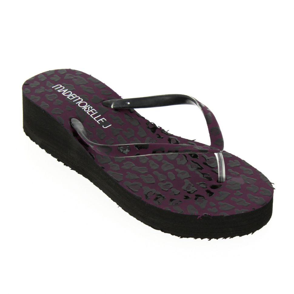 Sandales LOUNA Violet - 10055-34486