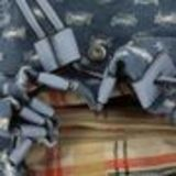 Sac à dos denim LIESEL Bleu - 10109-35030