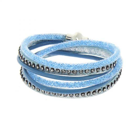 Bracelet wrap ENNEMONDE Bleu - 10115-35139