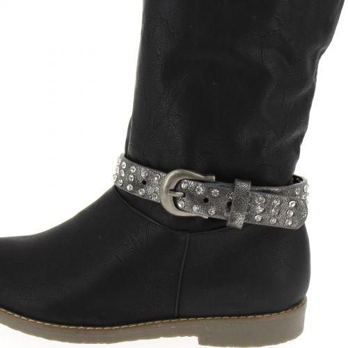 NOAM pair of boot's jewel Silver - 8918-36674