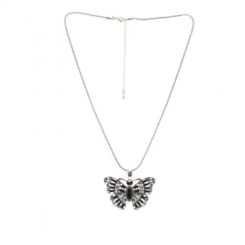 Collier fantaisie Papillon RUBY