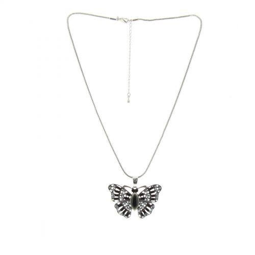 Fancy-Schmetterlings-Halskette RUBY