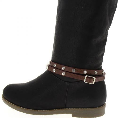 WIEM pair of boot's jewel Brown - 6616-37124