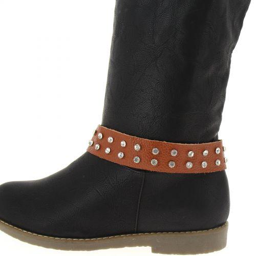 Nine pair of boot's jewel