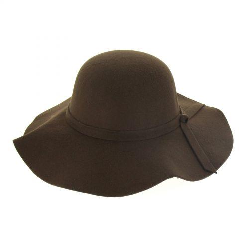 AVA floppy fleece hat