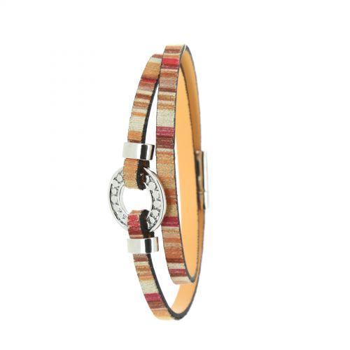 Armband Lederverpackung Berta