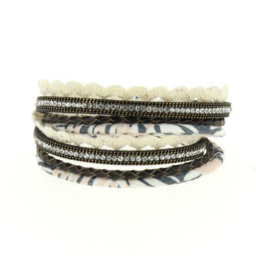 JANNIKE Wrap bracelet