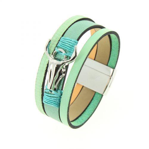 Bracelet manchette VIVEKA