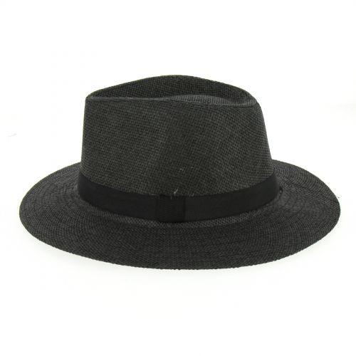 Chapeau Panama Fedora Elena