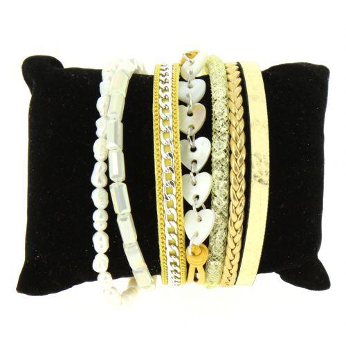 Bracelet manchette CASSANDRA