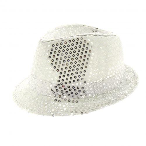 Chapeau panama à paillette Yessira