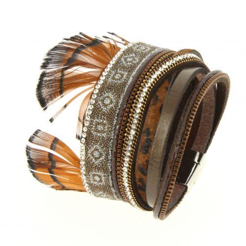 Bracelet manchette Chimra