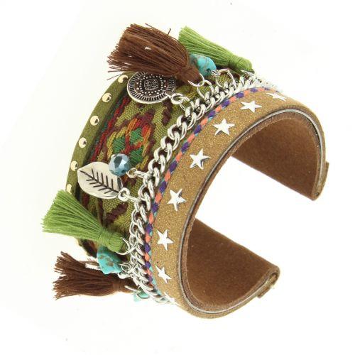 Bracelet manchette Zélie