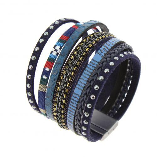 Bracelet manchette Yeli