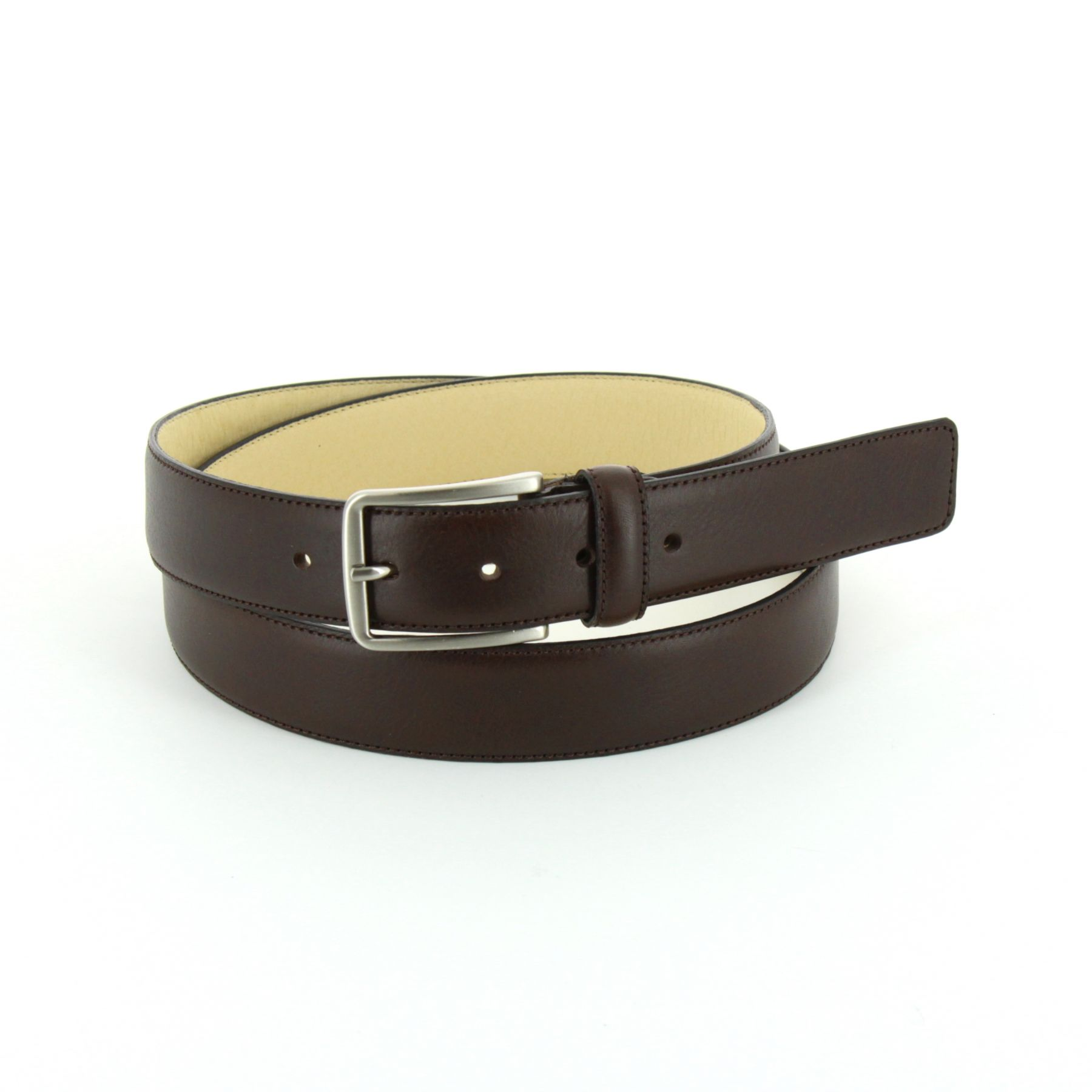 malone genuine leather belt