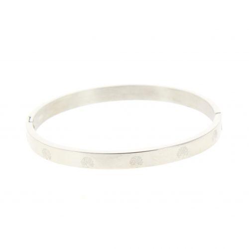 Bracelet en acier inoxydable arbre de vie Laboni