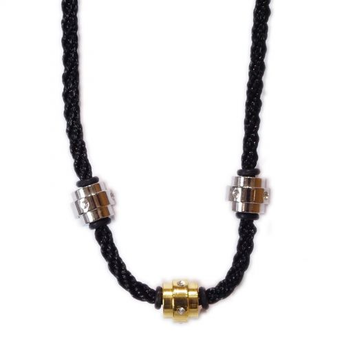 collier cordon, acier inoxydable 4412-3