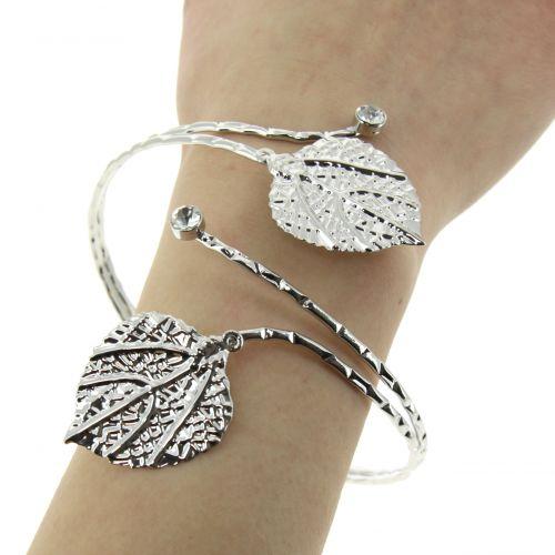 Bracelet cuff metal ALLYSON