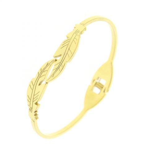 Stainless steel bracelet, ELORY