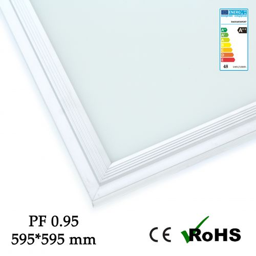 Panneau LED 60 x 60 cm 48w - 4000 lumens