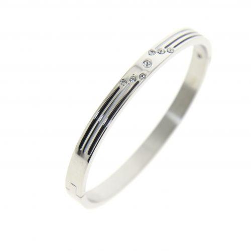 Stainless steel bracelet, Hortense