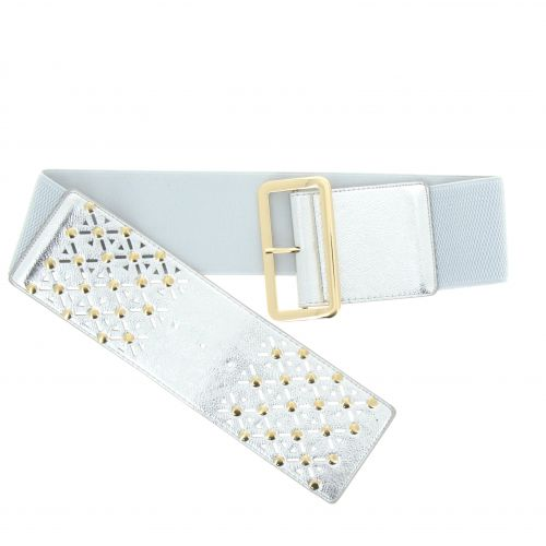 cintura donna larga elastico rivetti ROSE