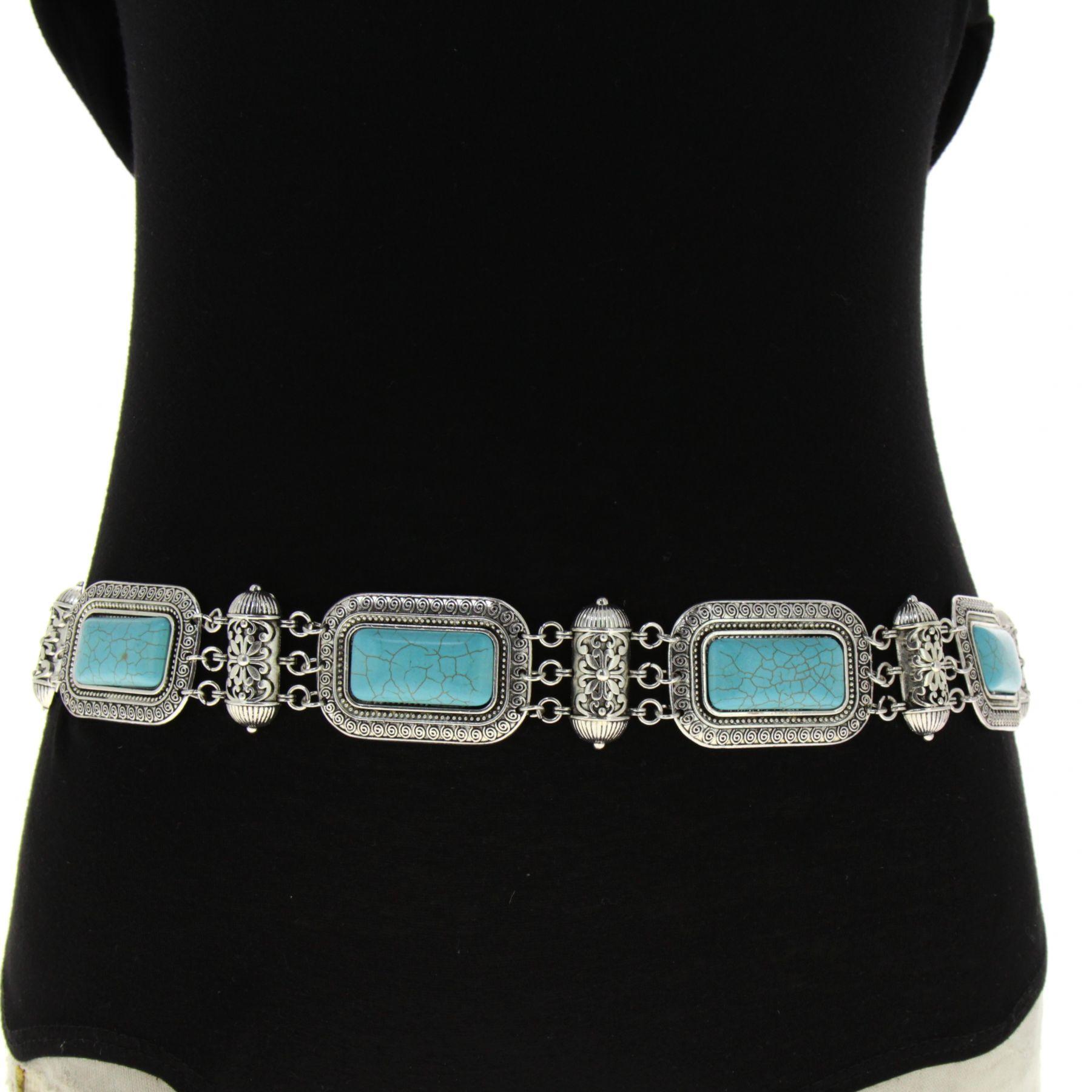 Ceinture chaines pendantes Charlotte. Loading zoom 5bb5e47ce6f