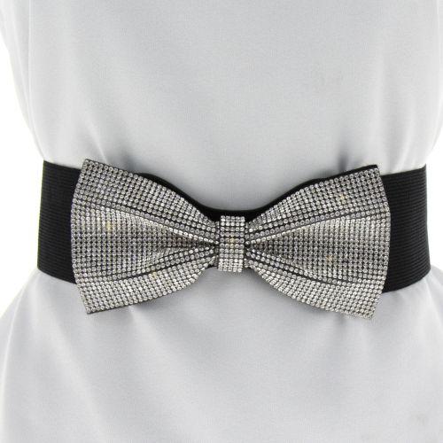 cintura donna larga elastico Farfalla HAWA