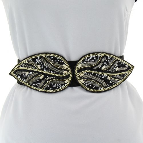 AYANA beads extensible belt